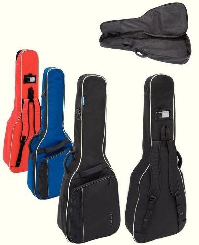 Tasche für Konzertgitarre GEWA Premium 20 Konzert Gigbag schwarz