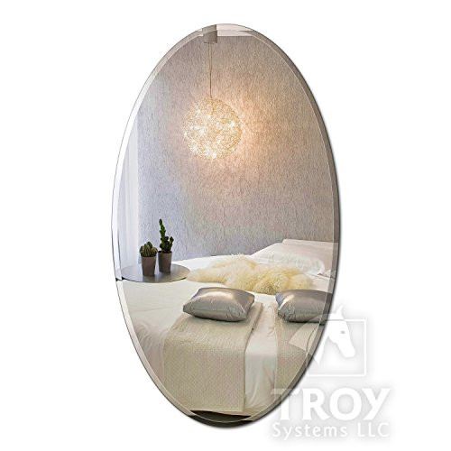 troysys-frameless-beveled-mirror-oval-shape-1-4-thick-glass-mirror-22-l-x-39-w