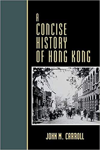 a9551a68c078 Amazon.com  A Concise History of Hong Kong (Critical Issues in World and  International History) (9780742534223)  John M. Carroll  Books