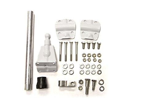 Dometic SeaStar Transom Mounting Kit, SA27256P, Aluminum