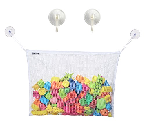 Mesh Toy (SOGODE Bath Toy Organizer - High Quanlity Mesh Bag (18