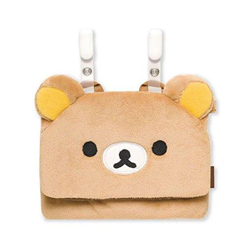San-x Rilakkuma Plushy Pocket Pouch
