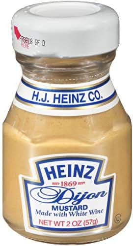 Mustard: Heinz Dijon