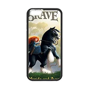iPhone 6 4.7 Inch Cell Phone Case Black Brave D450121
