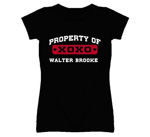 Walter Brooke Idiosyncrasy of I Love T Shirt L Black