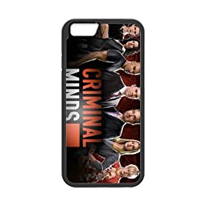 iphone6s 4.7 inch Phone Case Black Criminal Minds ZIC442279
