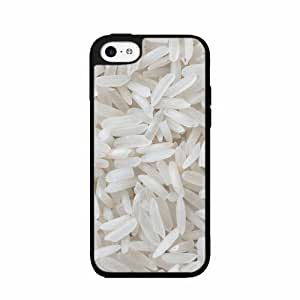 Grains of White Rice - Phone Case Back Cover (iPhone 4/4s - Silicone)