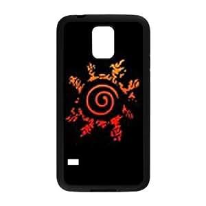 Samsung Galaxy S5 Phone Case Black Naruto HOD536712