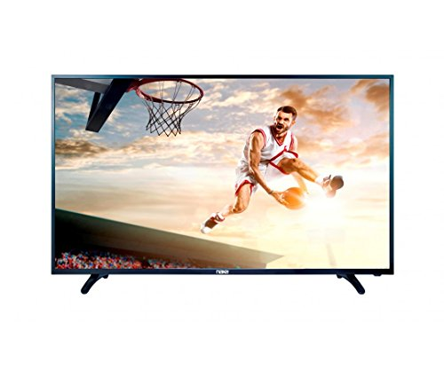 NAXA Electronics NT-4901K 4K Ultra HD LED TV, HDMI 2.0, Wall Mountable, USB Compatible, Built-in Digital ATSC TV Tuner, 49-Inch