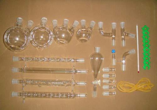 Cristalería para química