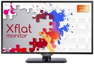 Desconocido TV - Monitor 22 XFLAT TDT HD: Amazon.es: Electrónica
