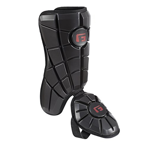 G-Form Batter's Leg Guard, Black, LH Hitter, -
