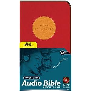 Holy Sanctuary Bible: New Living Translation, Dramatized, Complete