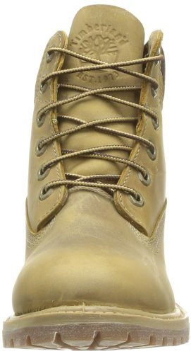 Donna Burnished Af Yellow Wheat Stivali Prem Timberland Annivrsr 6In B7Zq7Af