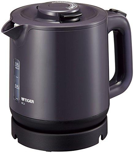 TIGER Steam-Less Electric Kettle (0.8L)