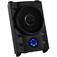 Planet Audio P8.2UAW 8 inch 1300 Watt Amplified Subwoofer System + 250 x 2 Amplified Speaker Outputs