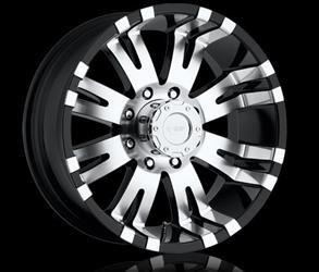 Pro Comp Whl 810189582 Xtreme Alloys Series 01 Wheel44; Aluminum - Gloss -