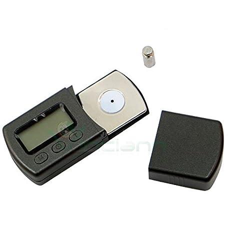 Vinciann - Báscula digital para pesar agujas de tocadiscos: Amazon ...