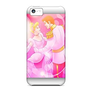 New Arrival Cinderella For Iphone 5c Case Cover