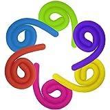 BunMo Multi Item Stretchy Strings Fidget Toy 6PK