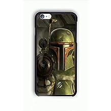 boba fett star wars super vilain for iPhone 6/6S Case