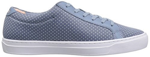 Lacoste Vrouwen L.12.12 Lightweight1181caw Sneaker Lichtblauw / Lichtblauw