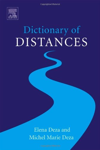 Download Dictionary of Distances Pdf