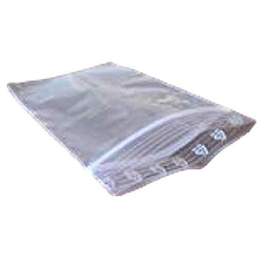 Clarashop - 100 Bolsas de plástico con Cremallera (6 x 8 cm ...