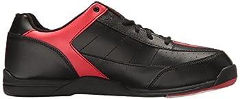 Dexter Men's Ricky Iii Bowling Shoes, Blackred, 6.5 Wide 6