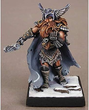 1 x ragnor barbarian-dark heaven legends reaper miniature rpg rpg d/&d 2112