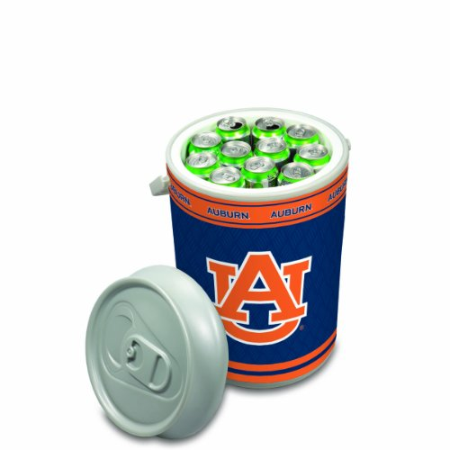 NCAA Auburn Tigers Mega Can Cooler, 5-Gallon by PICNIC TIME