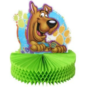 Scooby Doo Honeycomb 12 5/8in Centerpiece]()