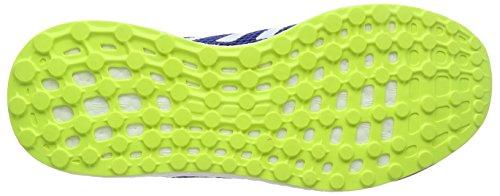 adidas Response + M, Scarpe da Corsa Uomo Blu (Collegiate Royal/Ftwr White/Solar Yellow)