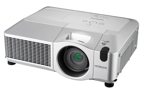 - Hitachi CP-WX625 WXGA 4000 Lumens 1000:1 Contrast Ratio 15.6LBS Networkable 16-Watts of Audio Projector (Silver)