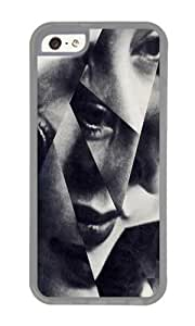linJUN FENGApple iphone 4/4s Case,WENJORS Awesome shards Soft Case Protective Shell Cell Phone Cover For Apple iphone 4/4s - TPU Transparent