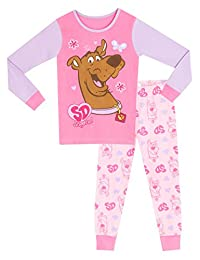 Scooby Doo Girls Scooby Doo Pajamas