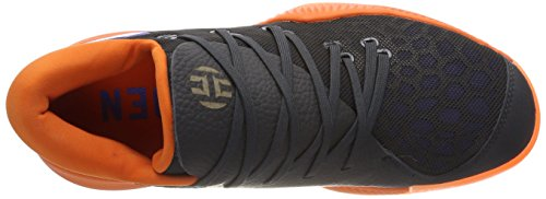 B 000 roalre e Adidas azalre Gris carbon Basketball De Harden Chaussures Homme TOq5FxqnA