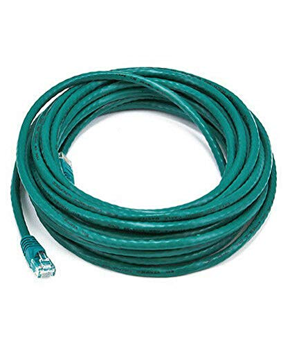 25ft Cat6 RJ45 UTP 24AWG LAN Network Ethernet Internet Router Cable Wire Green