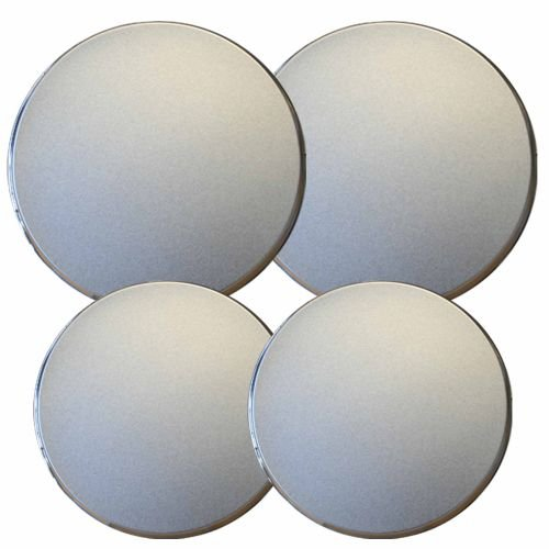 Electric Ranges Kitchen (Reston Lloyd Electric Stove Burner Covers, Set of 4, Stainless Steel Look)