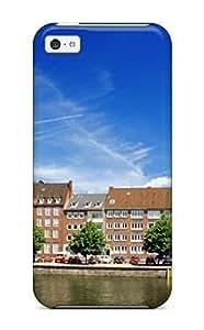 High Quality QkCEgDz9478RNUoZ Trave River Germany Tpu Case For Iphone 5c