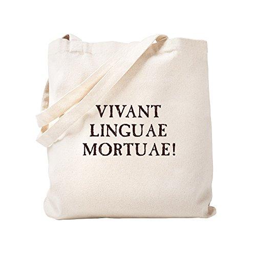 Latine Kaki Langues Taille Fourre Long Sac Toile M Dead En Cafepress tout Live qwSR8xpv