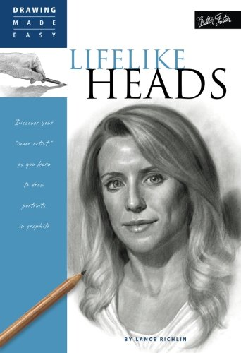Pencil Portrait (Lifelike Heads: Discover your
