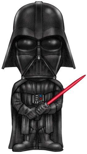 TR Wacky Wobbler - 12 Inch Bank: Star Wars - Darth Vader - Wobbler Bank