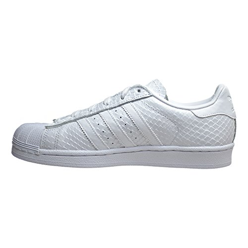 Adidas Womens Superstar S76148 Leather Trainers White