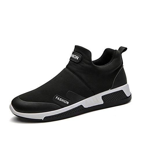Spara Scarpe Da Corsa Da Uomo, Leggere Sneakers Sportive Traspiranti E Sportive Scarpe Da Ginnastica Bianche