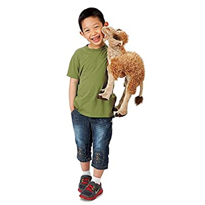 Folkmanis Camel Hand Puppet: Toys & Games