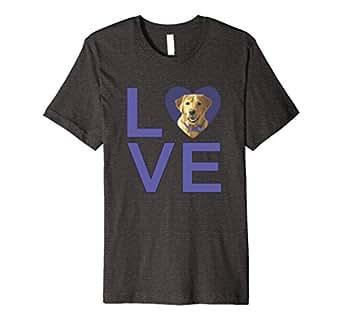 Men's Loves Dogs Yellow Labrador Retriever 3XL Dark Heather