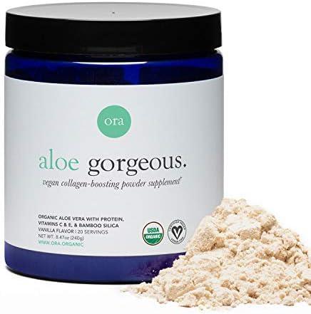 Ora Organic Vegan Collagen-Boosting PowdeR