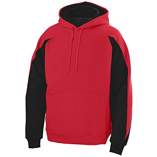 STYLE 5460 - VOLT HOODY RED/BLACK 3X by