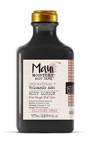 (Maui Moisture Body Care Detoxifying Volcanic Ash Body Lotion, 19.5 Ounce)